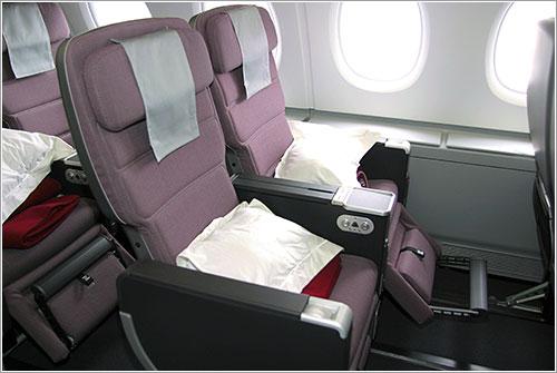 Turista superior de Qantas