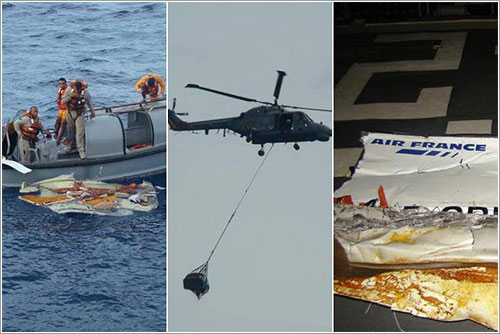 Imágenes de las operaciones de rescate - Marina del Brasil
