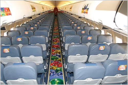 Air Europa / Disney