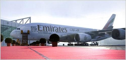Airbus número 6000