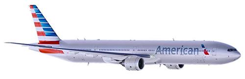 777 de AA con la nueva librea