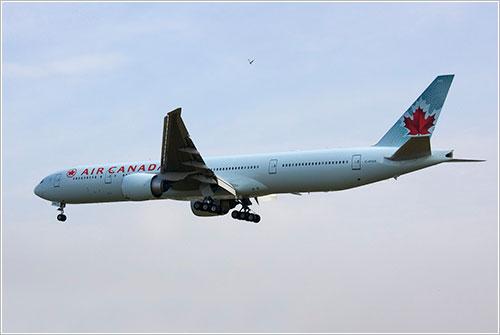 B777 de Air Canada