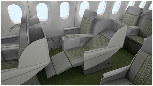 B787 Ethiopian business