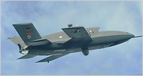 Barracuda en vuelo - EADS