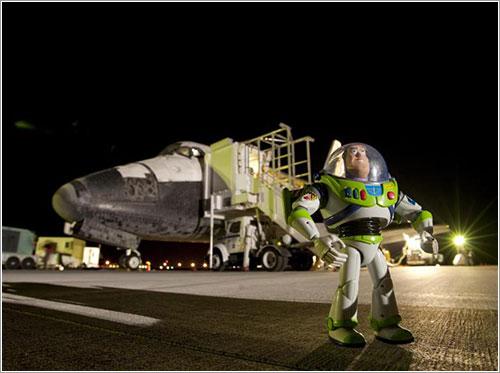 Buzz retorna - NASA