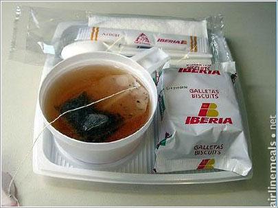 Desayuno de Iberia en 2004 por Francisco Camino