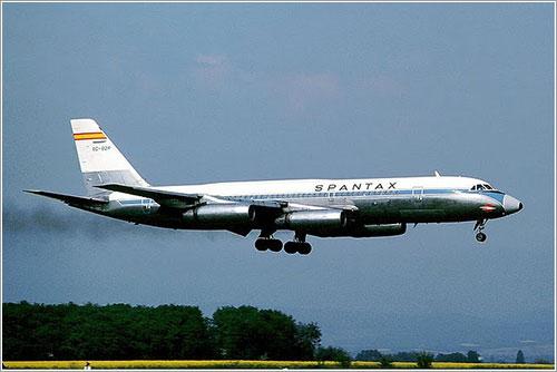Foto del avión - Eduard Marmet