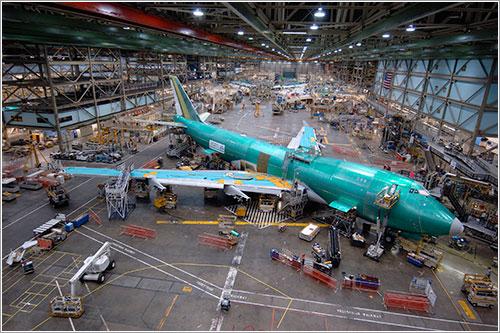 Cuarto 747 400F de KLM