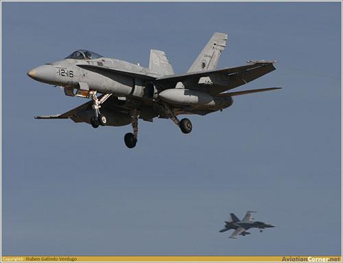 EF-18A C.15-58 / 12-16