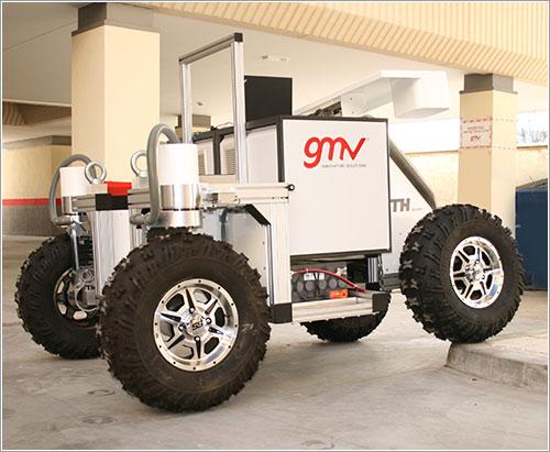 EGP Rover1 - GMV