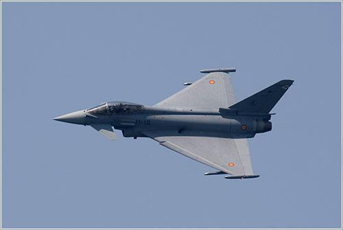 Eurofighter del Ejército del Aire - Wicho