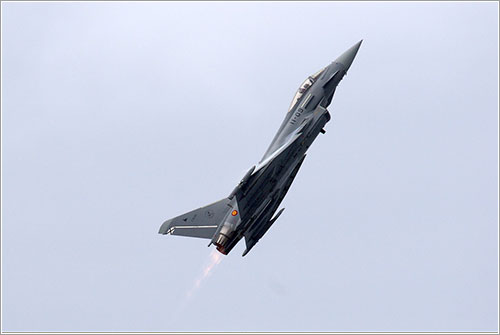 Eurofighter de la Trancha 1