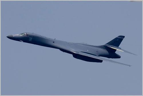 B-1 Lancer en FAV 08