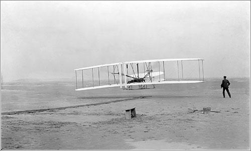 Flyer One de los hermanos Wright