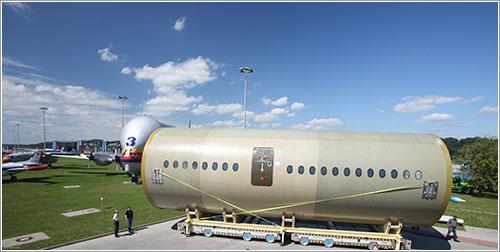 Fuselaje A350