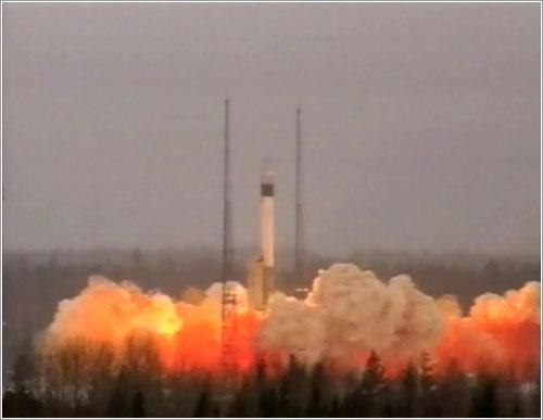 Lanzamiento del GOCE - ESA