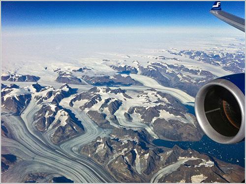 Groenlandia por Simon Morris