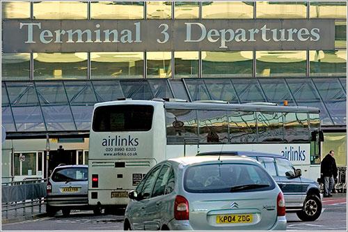 Terminal 3 de Heathrow