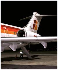 MD-88 EC-FPJ de Iberia