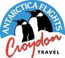 Logo Antarctica Flights