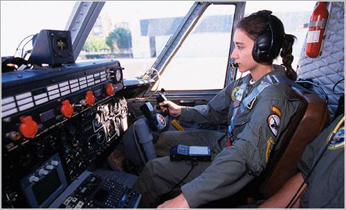 Mujeres en el Ejército del Aire
