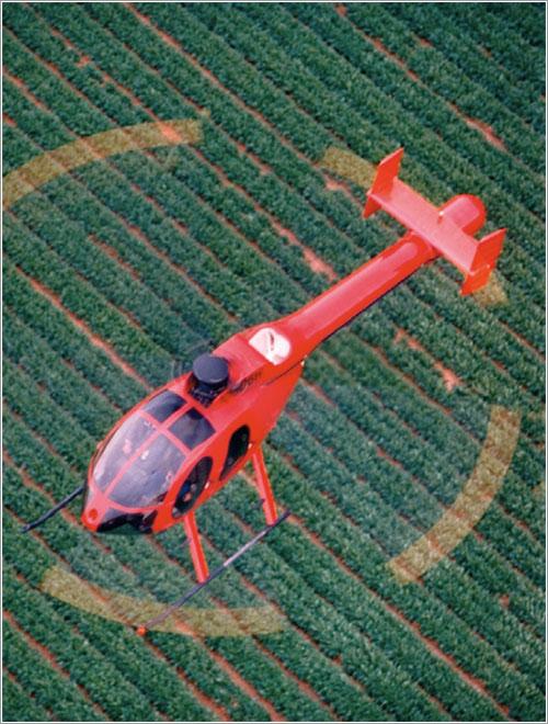 Helicóptero NOTAR