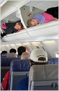 Niños en los maleteros por Ma1974