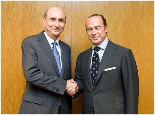 Fernando Conte y Antonio Vázuqez