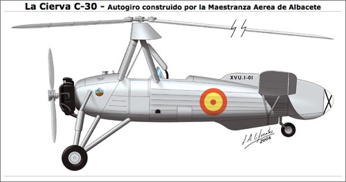 C-30 por Juan Antonio Cifuentes