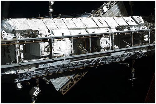 El segmento S6 - NASA