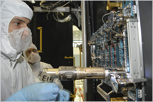 Probando las herramientas - NASA/Goddard Space Flight Center