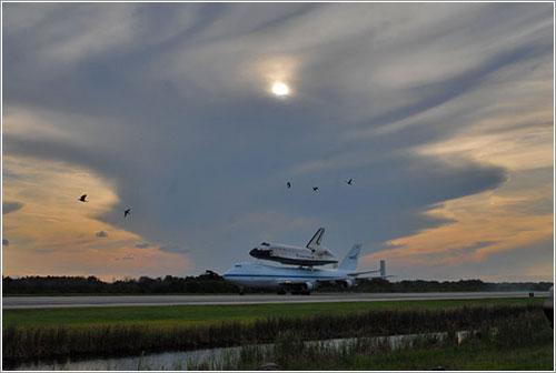 Aterrizaje - NASA