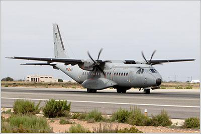 Avión militar de ala alta - Wicho