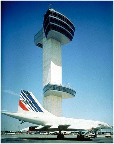 Torre de control del JFK de Nueva York