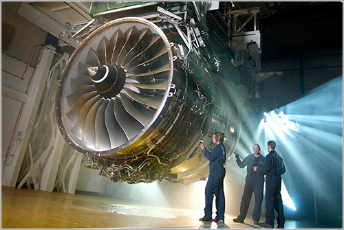 Primera prueba de un Trent 1000 - Rolls-Royce