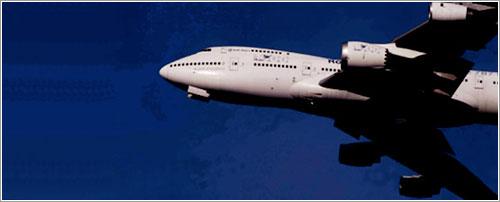 El Trent 1000 en su B-747 de pruebas - Rolls-Royce