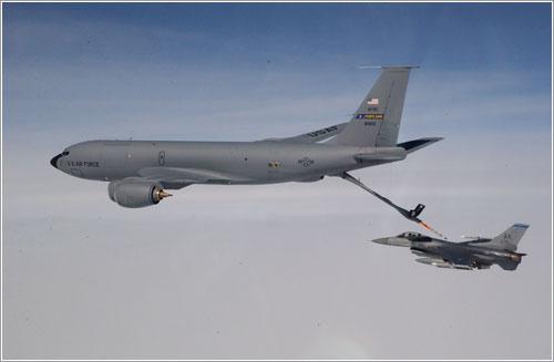 KC135 de la USAF