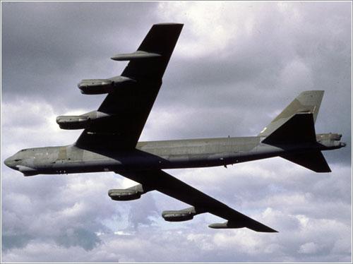 B-52 de la USAF