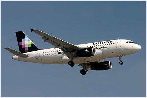 A319 de Volaris