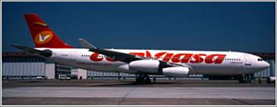 Conviasa es el actual usuario del A340 de Air Europa