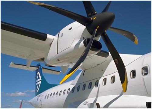 ATR 72-500 de Air New Zealand