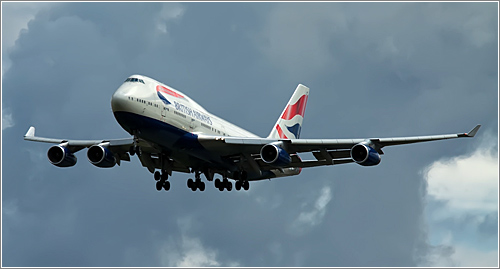 Avion-Britishairways