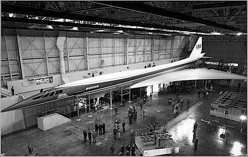 Boeing 2707-200