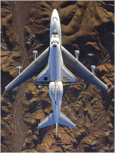 Endeavour / Foto: NASA