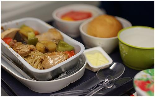 In-Flight Food (CC) Summer Park