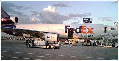 MD-10 de FedEx