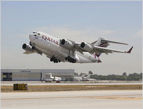 C-17 Qatar