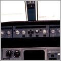 Las «bolitas» ayudan al piloto a situar su asiento