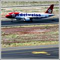 OACI en el Anexo 14 determina el color y tamaño de cualquier marca que se pinte en un aeropuerto