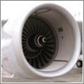 Los grandes motores tratan de parecer los ojos de una gran ave para asustar a los otros pájaros